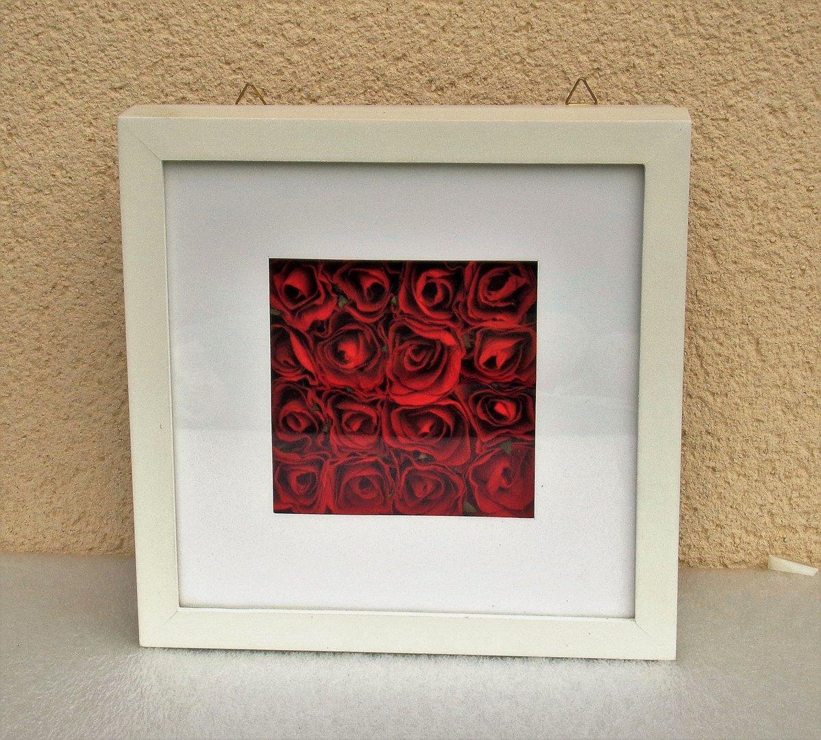boite a clefs roses rouges la deco et vous. Black Bedroom Furniture Sets. Home Design Ideas